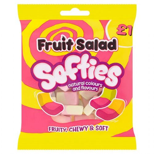 Barratt Fruit Salad Softies 120g (UK)